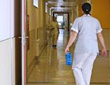 Ärztinnen in einem Spital