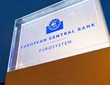 EZB-Schild