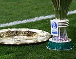 Meisterteller und Cup-Pokal