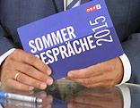 Sommergespräche 2015 Logo