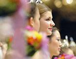 Debütantinnen auf dem Wiener Opernball