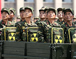 Norkoreanische Soldaten