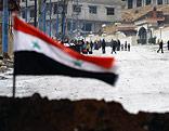 Syrische Flagge
