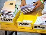 Stimmzettel