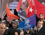 Türkische Wahlkampfveranstaltung im Ausland