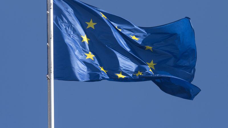 Fahne der Europäischen Union