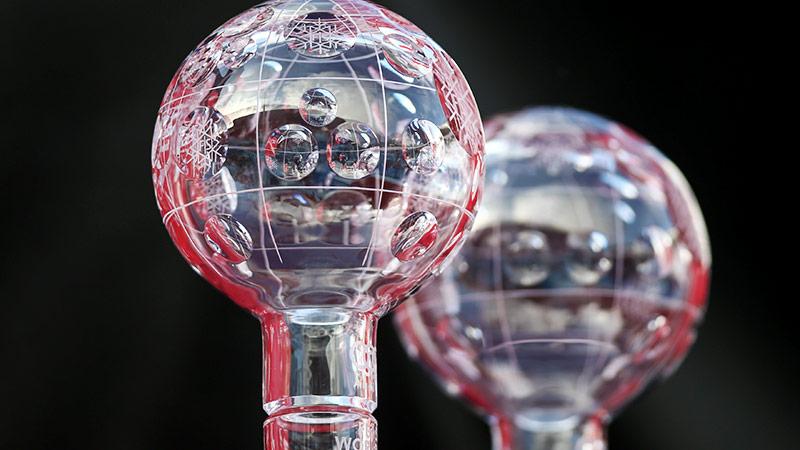 Kleine Weltcup Kristall-Kugel