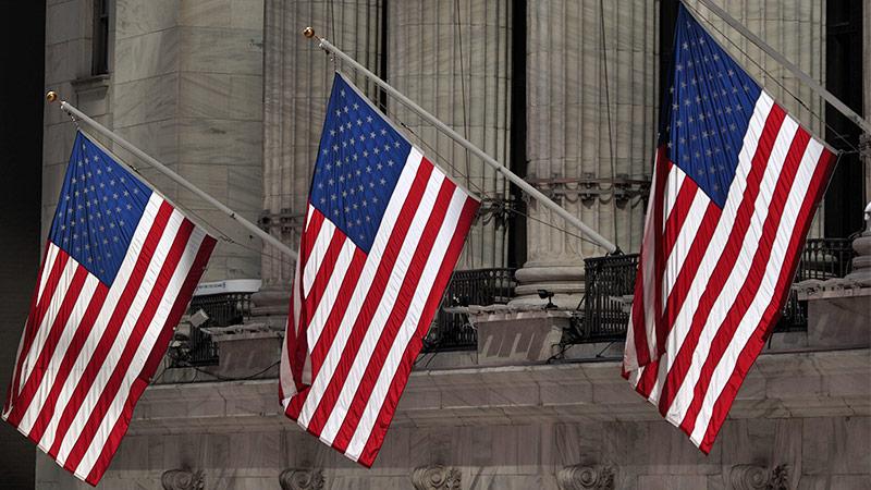 US-Flaggen