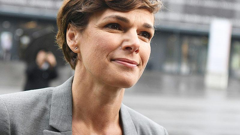Zukünftige SPÖ-Chefin Pamela Rendi-Wagner