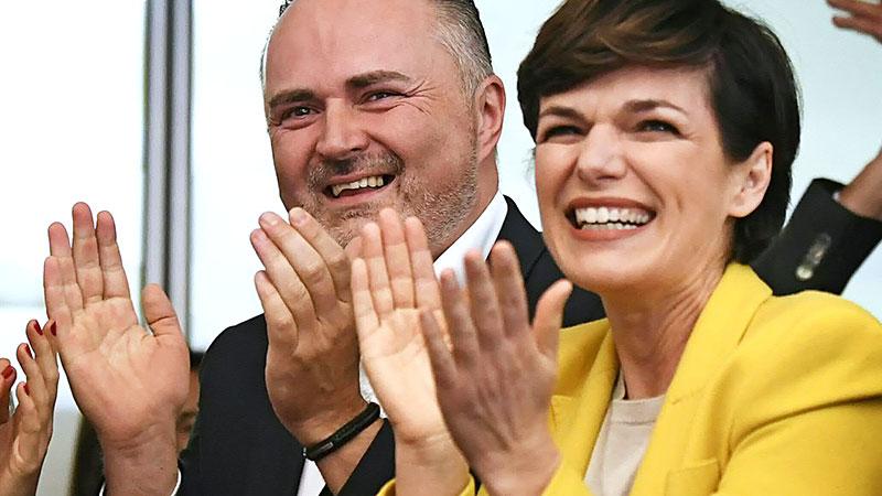 Hans-Peter Doskozil und SPÖ-Chefin Pamela Rendi-Wagner