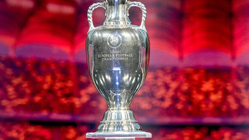 Pokal der Fußball-EM