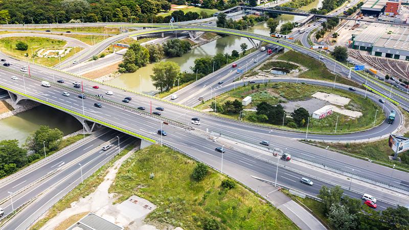 Autobahnnetz