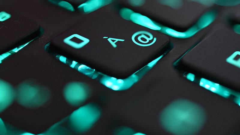 Beleuchtet Tastatur
