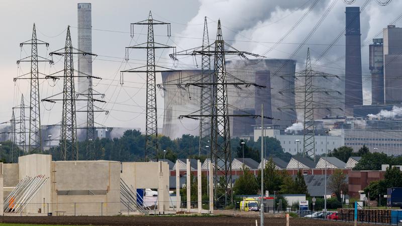 Braunkohlekraftwerk Weißweiler